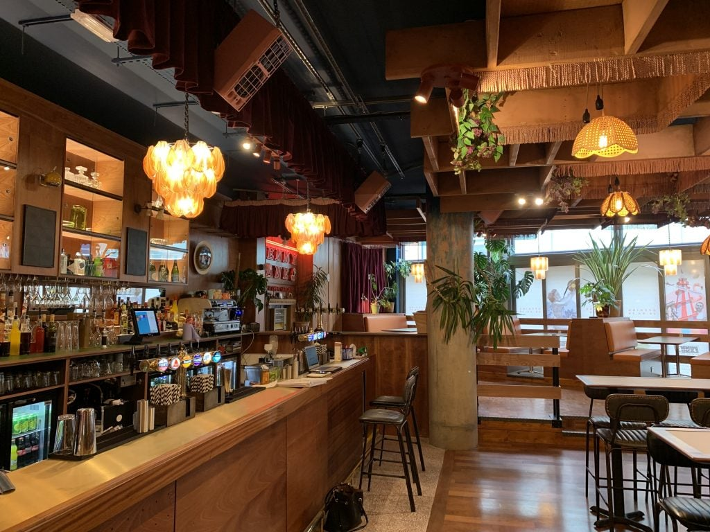 Pictures First Look Inside Nottingham S New Seaside