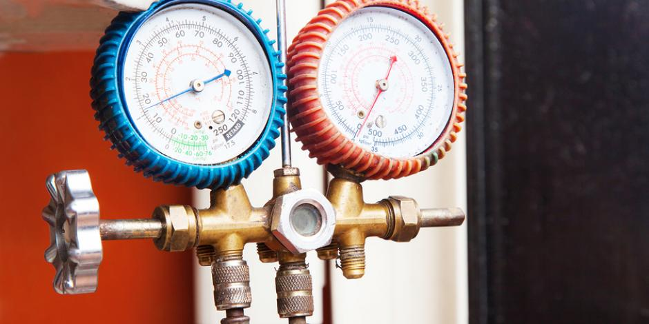 refrigerant levels bad circulation