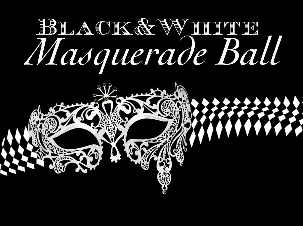 Black & White Masquerade Ball