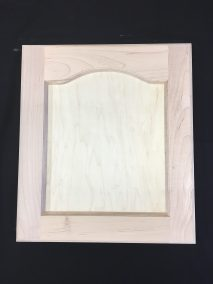 Cathedral Style Door Flat Panel