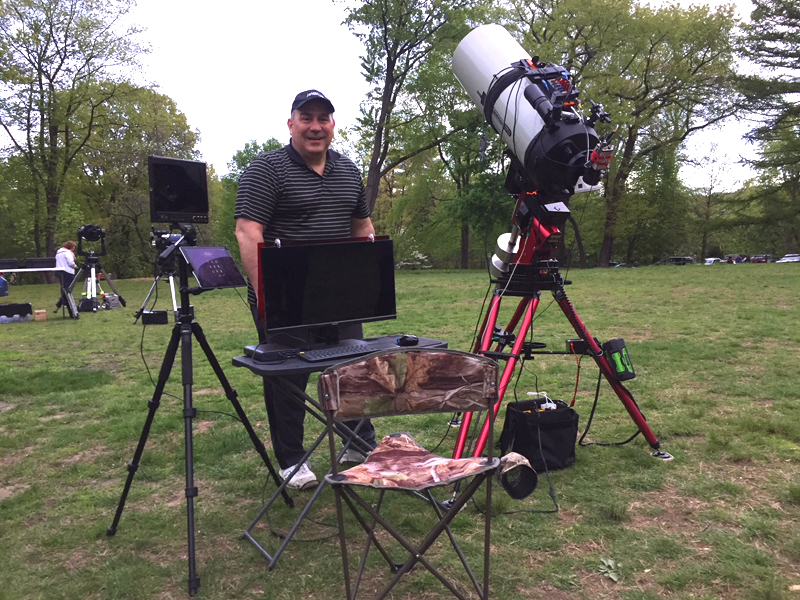 Believe, that Amateur astronomers club
