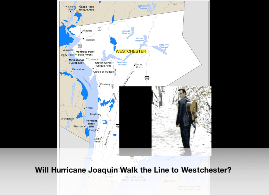 Here's How to Prepare and What to Do If Hurricane Joaquin Hits In Westchester