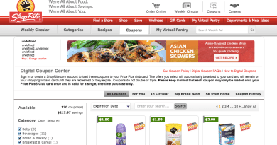 ShopRite Digital Coupons