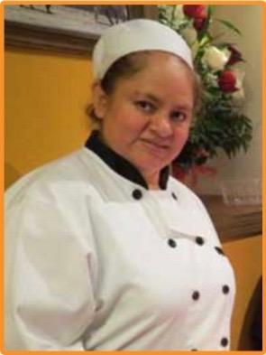 Ayde Haggins of Mitsura Restaurant