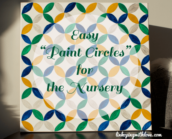Easy Paint Circles
