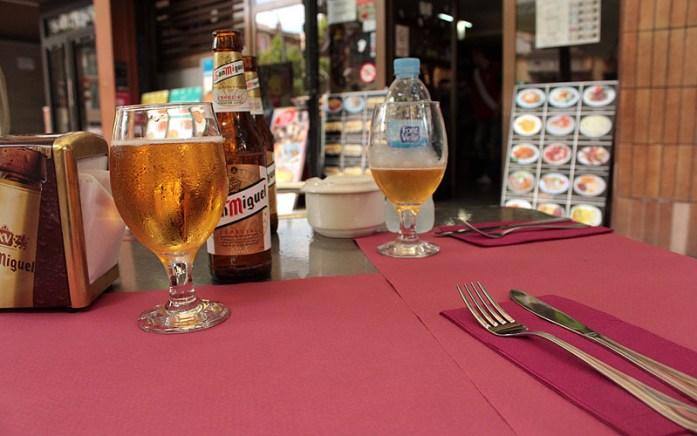 paella lunch barcelona
