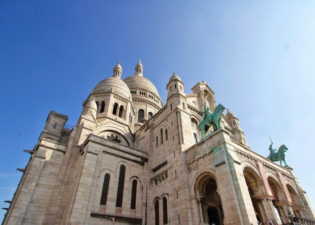 Sacre Couer, Paris, France