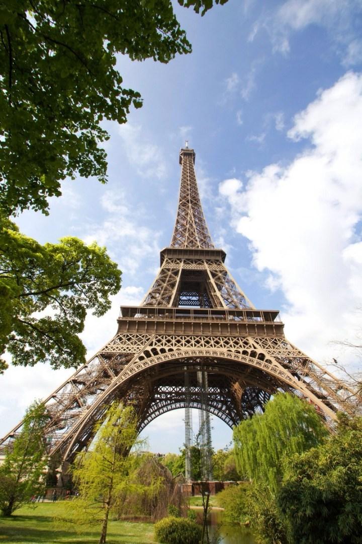 Tour Eiffel, Eiffel Tower, Paris, France