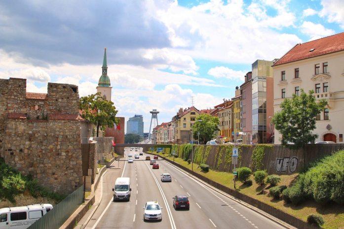 Old Town Bratislava