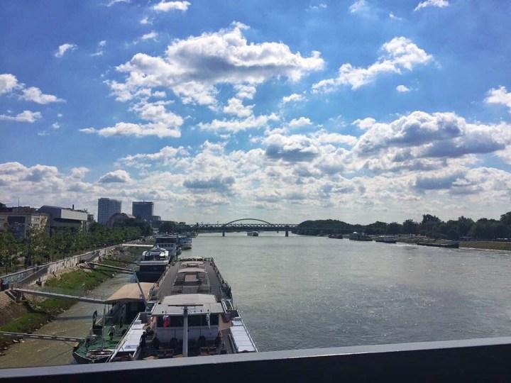 Bratislava Danube