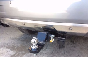 Tow Bar Fitment
