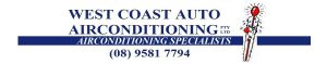 West Coast Auto Airconditioning Banner