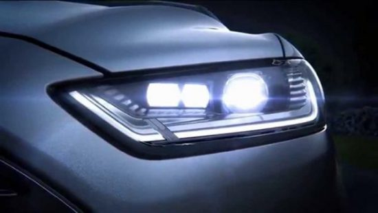 Latest In Automotive lighting