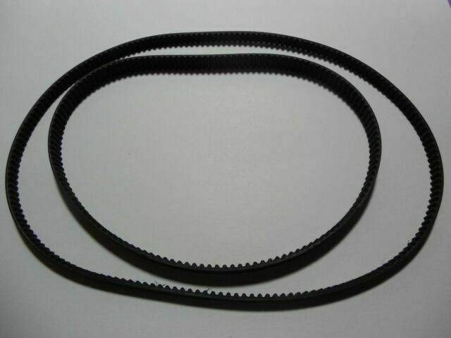 "/""New Replacement Timing Belt Set/"" Funix Breadmaker Bread Machine Model XBM 1338"
