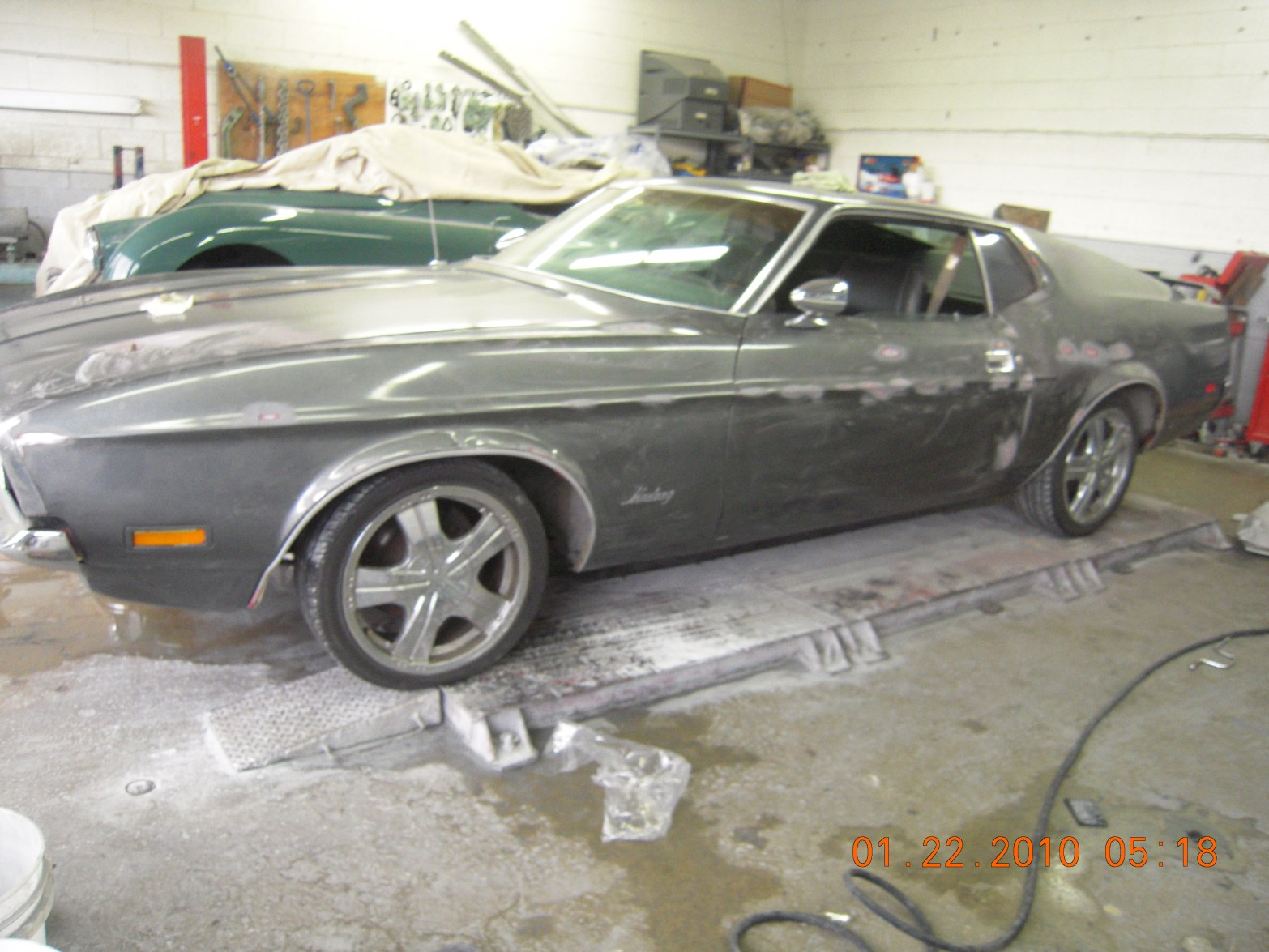 west-coast-body-and-paint-1971-mustang-mach-1-gray-1