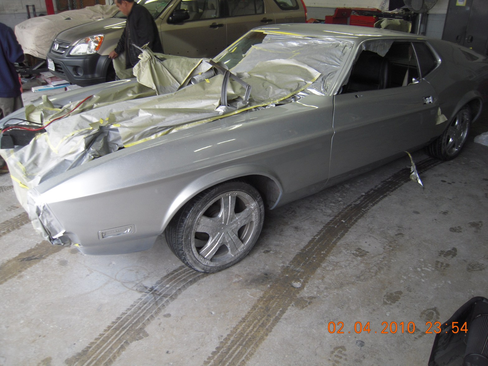 west-coast-body-and-paint-1971-mustang-mach-1-gray-28