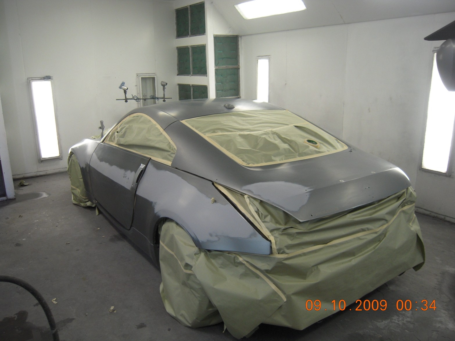 west-coast-body-and-paint-flat-black-nissan-350z-6