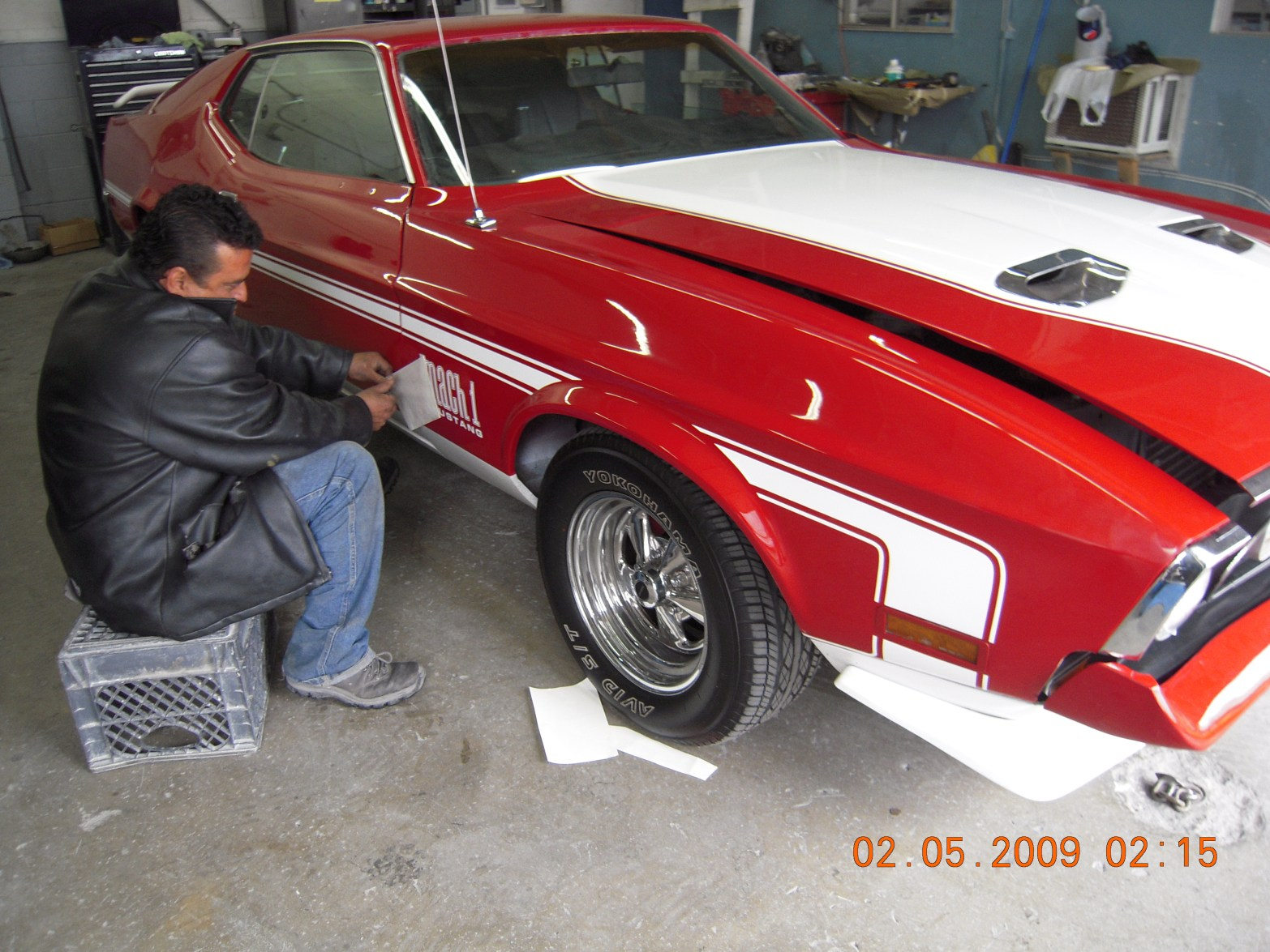 west-coast-body-and-paint-red-1972-mustang-fastback-11