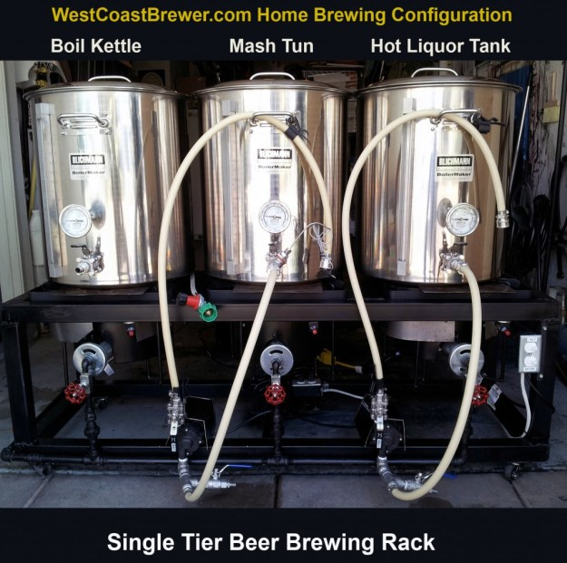 Beer Rack for home brewing