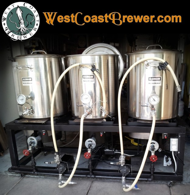 Beer Sculpture - Brewing Rack - Beer Rack - Single Tier