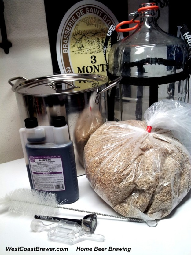 Home Beer Brewing