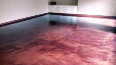 Metallic Style Flooring