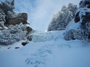 Ice steps (Tom Scsk)