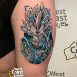 Dragon Ball Tattoos