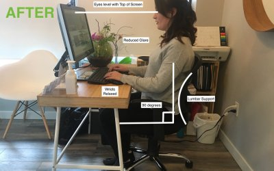 Top 4 Benefits of Ergonomics (in the Workplace)