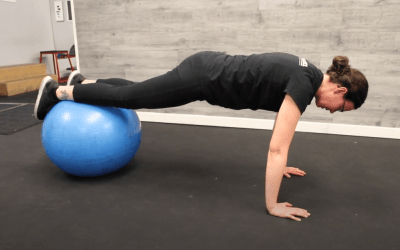 8 Best Exercise Ball Exercises