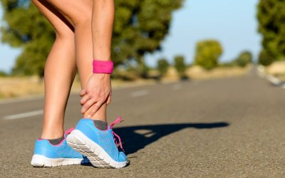7 Exercises to Treat an Inversion Ankle Sprain
