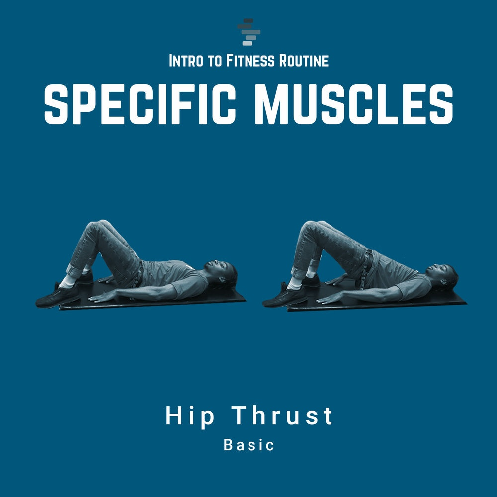 Hip Thrusts Basic