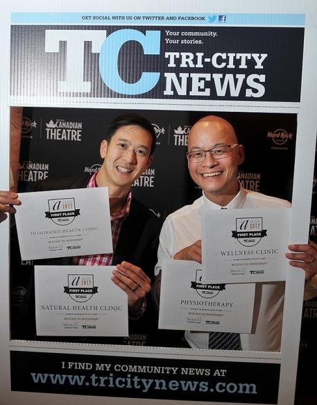 2017 Tri-City News A-List Awards