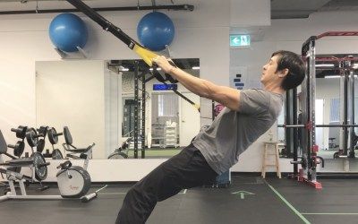 3 TRX/Suspension Trainer Exercises for any Fitness Level
