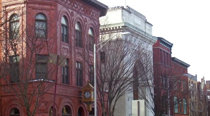 Three WestCOG Towns Receive TOD Grants