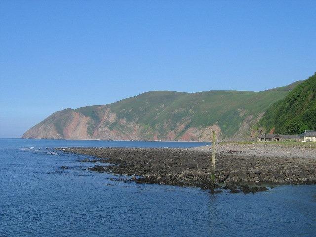 Porlock Bay