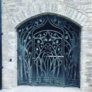 Gates by West Country Blacksmiths