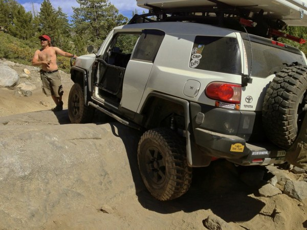 Rookies on the Rubicon, Part 4 • WCXC