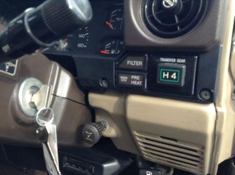 Land Cruiser BJ70 Diesel, via WCXC