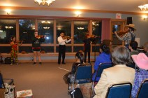 Viola Choir playing Bohemian Folk Song
