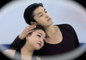Ice Dancers Maia & Alex Shibutani
