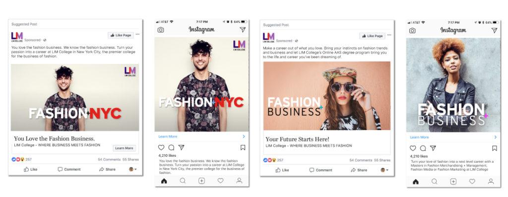 LIM Social Ad Creative