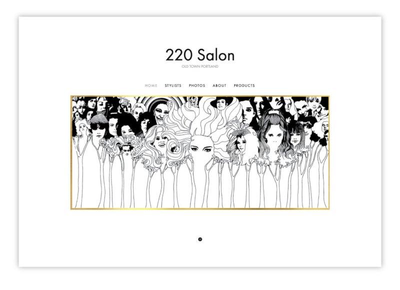 220 Salon Before