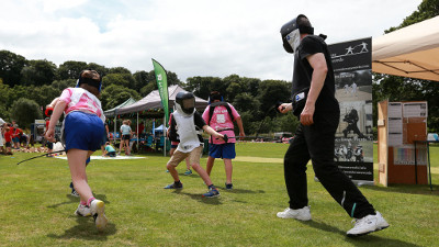 WDS at South West Youth Games 2017 - update