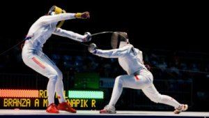 Why doesn't fencing get more TV coverage?