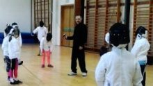 OCRA Fencing and Archery Day, Easter 2018
