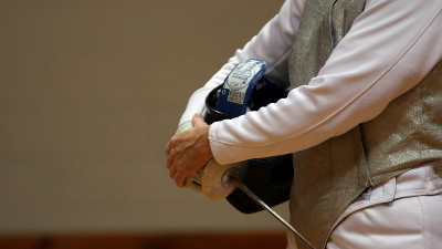 What qualities make a good fencer?