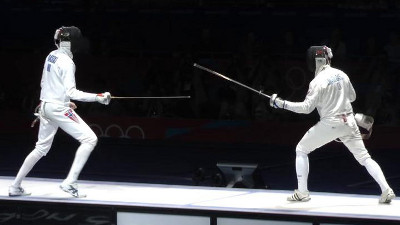 How long does it take to become a 'good' fencer?