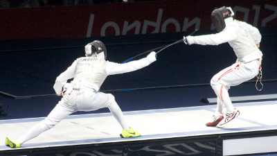 Is fencing going to be eliminated from the Olympics?