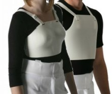 Chest protectors - male and female